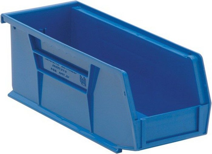 "Ultra Stack and Hang Bin - 10-7/8"" x 4-1/8"" x 4"""
