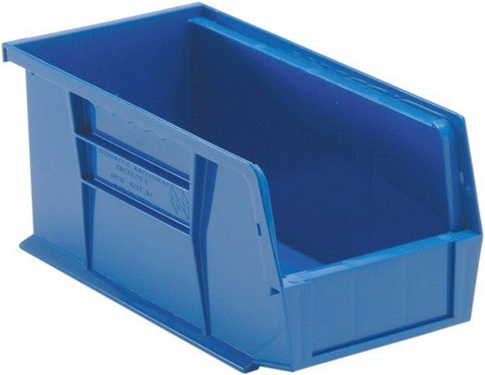 "Ultra Stack and Hang Bin - 10-7/8"" x 5-1/2"" x 5"""
