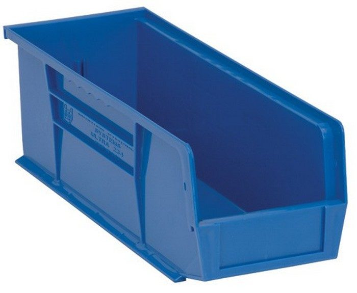 "Ultra Stack and Hang Bin - 14-3/4"" x 5-1/2"" x 5"""