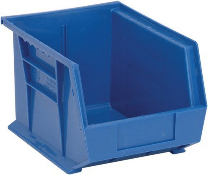 "Ultra Stack and Hang Bin - 10-3/4"" x 8-1/4"" x 7"""