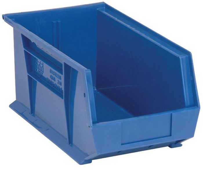 "Ultra Stack and Hang Bin - 14-3/4"" x 8-1/4"" x 7"""