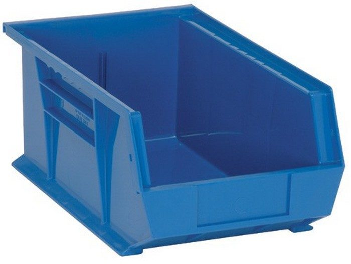 "Ultra Stack and Hang Bin - 13-5/8"" x 8-1/4"" x 6"""