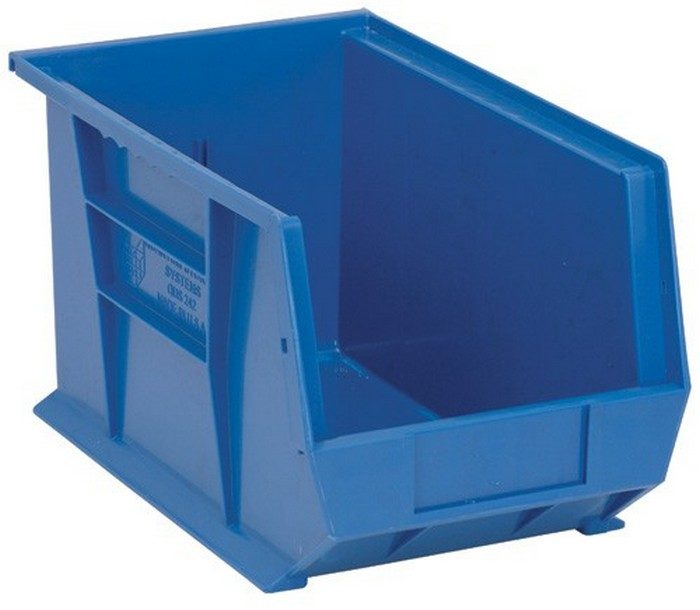 "Ultra Stack and Hang Bin - 13-5/8"" x 8-1/4"" x 8"""