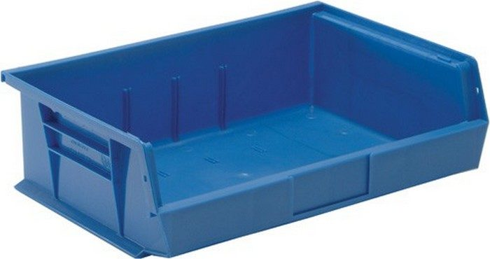 "Ultra Stack and Hang Bin - 10-7/8"" x 16-1/2"" x 5"""