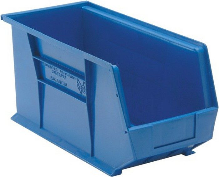 "Ultra Stack and Hang Bin - 18"" x 8-1/4"" x 9"""