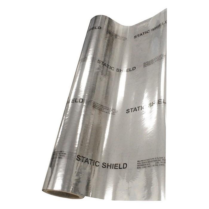 "48"" x 50' Series Metal-In Static Shielding Film"