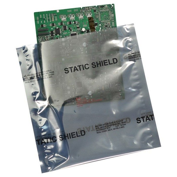 Series Metal-In Static Shielding Bag