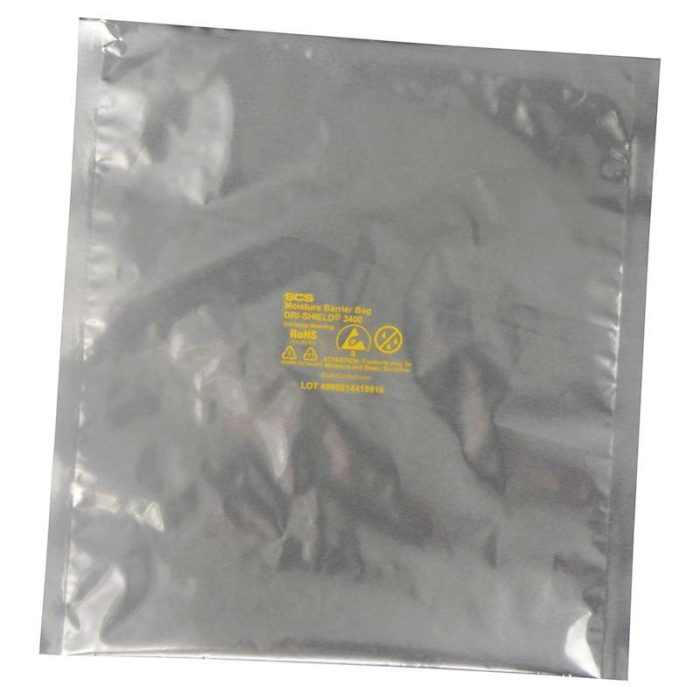 Dri-Shield® 3400 Series Moisture Barrier Bags - Foil