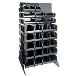 Louvered Racks