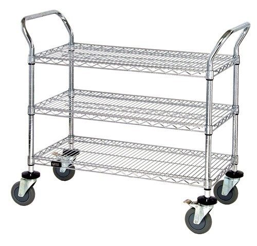 Conductive Wire Utility Carts