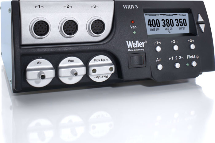 WXR3 Series Digital Multi-Channel Rework Stations