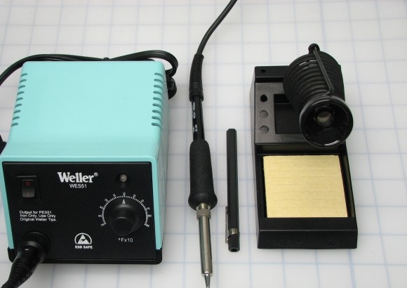 WES  Series Solder Stations