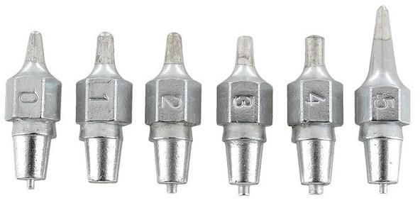 DX Series Nozzles